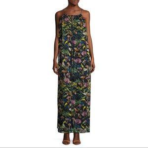 Anthropologie TRYB Maxi Dress Size Small
